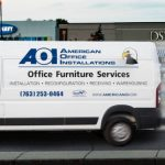 American Office Installations, Inc.