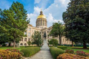 Atlanta Known For capitol dome