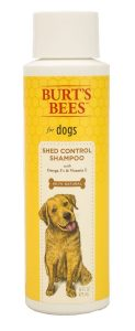 Burt's Bees for Dogs Shed Control