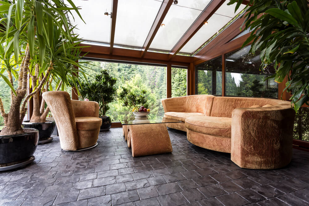 Furnishing Your Garden Room