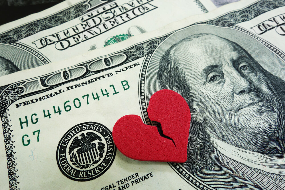 How Divorce Affects Finances