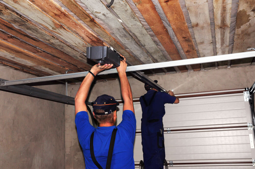 How to Fix Garage Door Torsion Springs and Lift Cables