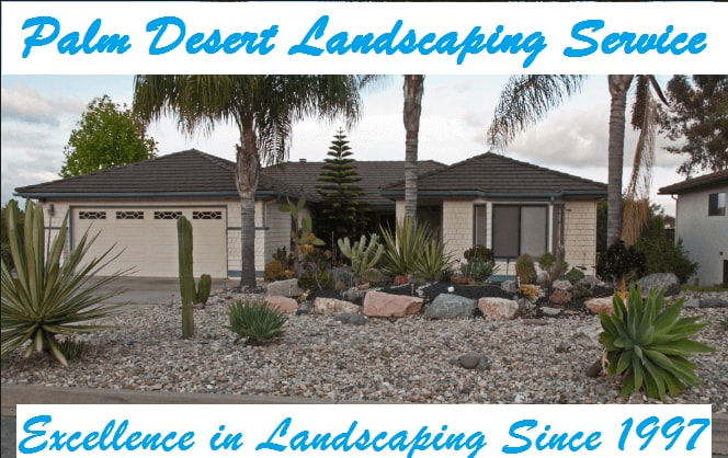 Palm Desert Landscaping Service