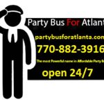 Party Bus For Atlanta