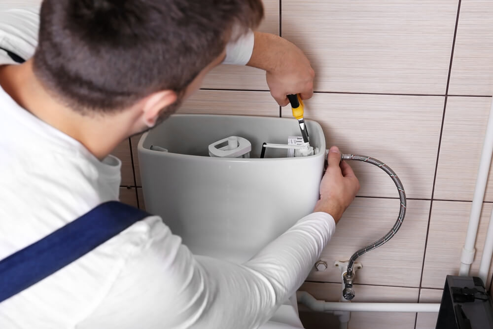 Pipes Make Noise When Toilet Flushes