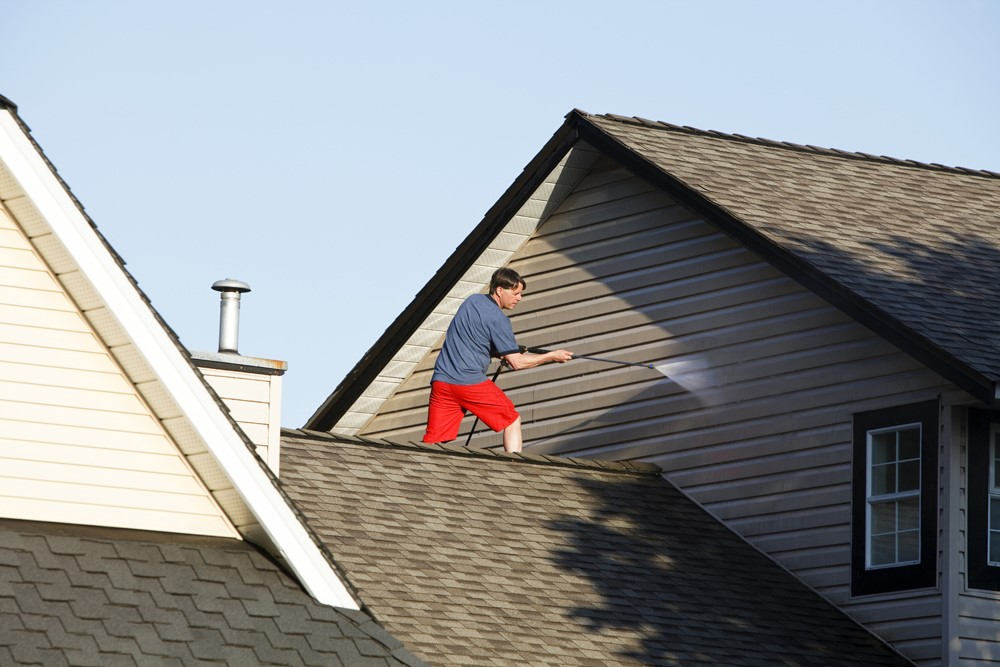 What Chemicals Do You Use to Pressure Wash a House