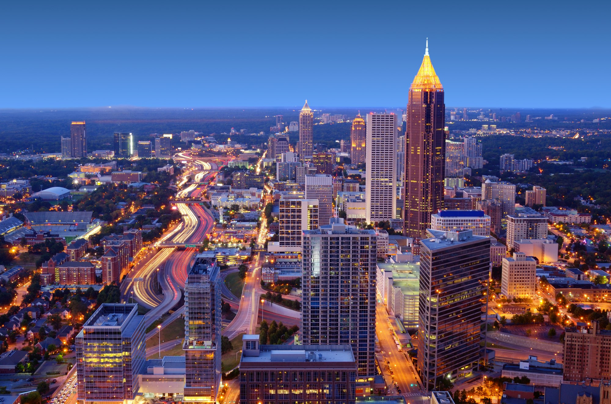 What Is Atlanta Known For