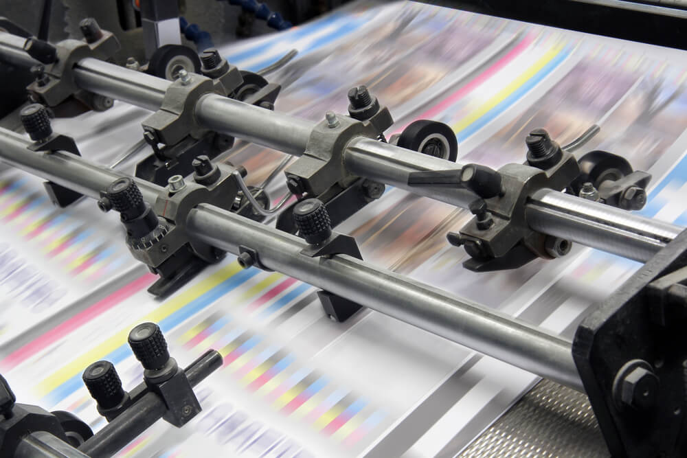 What is Commercial Printing
