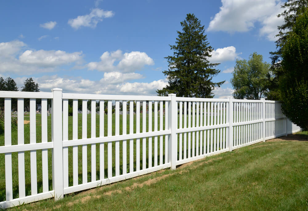 What is Vinyl Fence Made Of