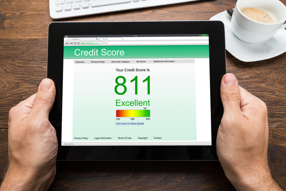 What is considered good credit score for mortgage loan