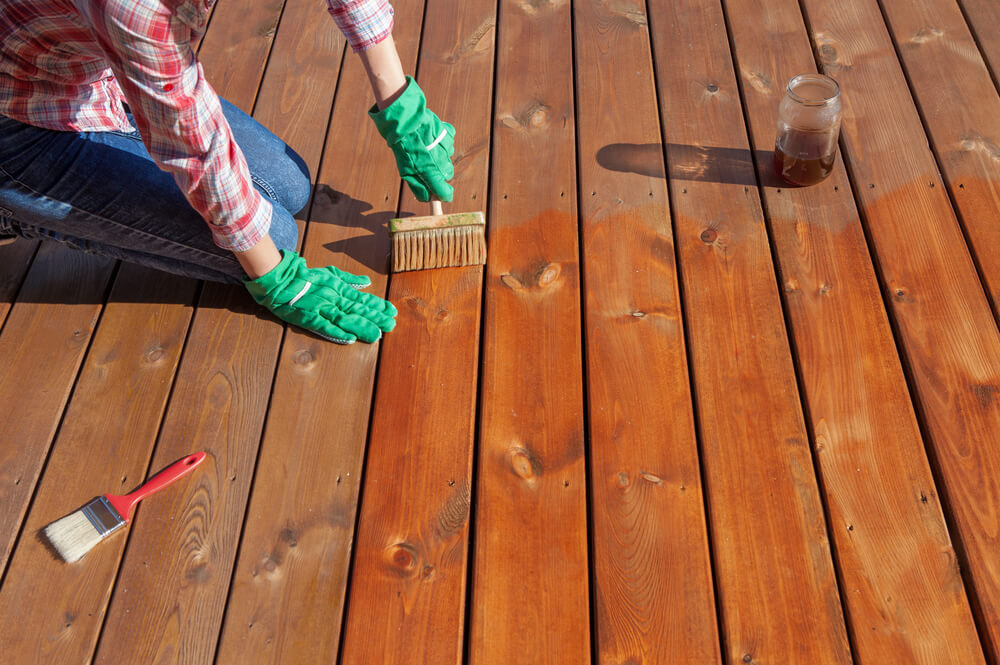 What to Put on a Deck After Pressure Washing