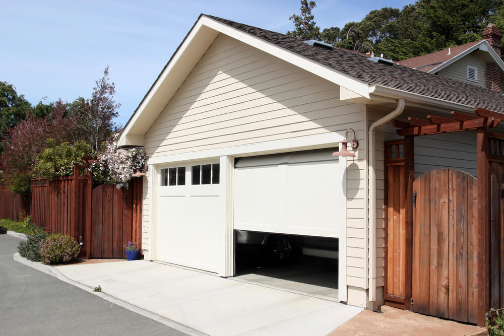 how much does it cost to install garage door opener