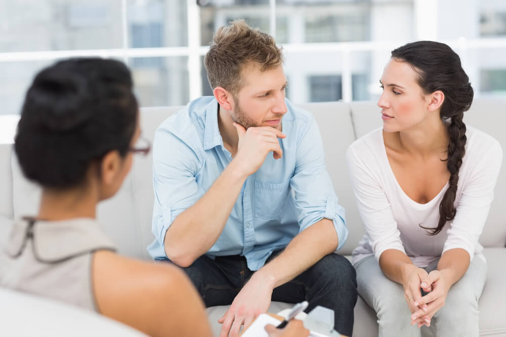 what is the purpose of marriage counseling